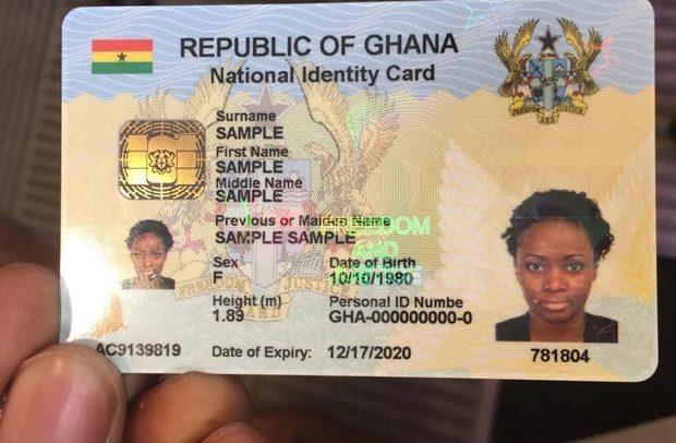 No Ghana Card, No Salary On Hold