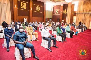 NPP Enjoys Majority Support- Says President Akufo-Addo 2