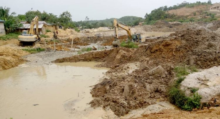3 Illegal Miners Die In Mining Pit