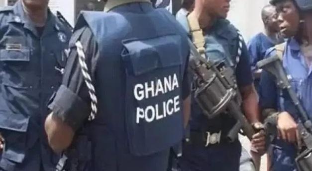 Police Hunts For Killer Robbers