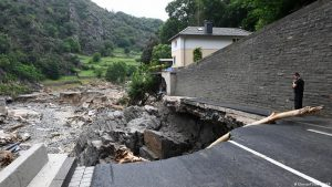 German Government Announces €200 Million Financial Aid For Flood Victims