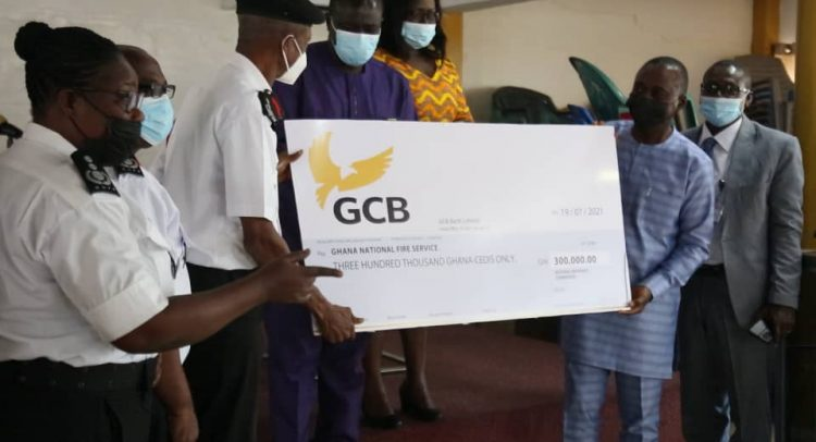 GNFS Get GHC300K For Forensic Lab