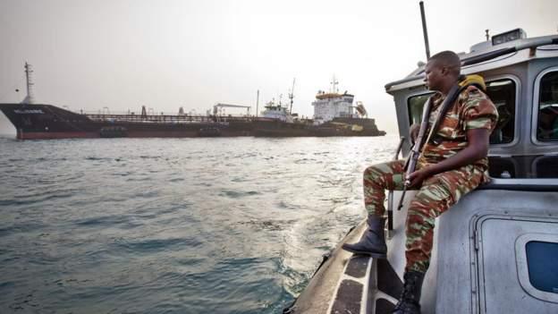 Nigeria jails Pirates 12 years