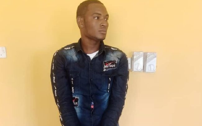 Another Suspect Arrested In Momo Vender Robbery At Nasia