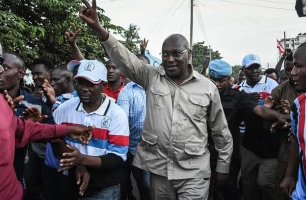 Tanzania Opposition Leader Detained!