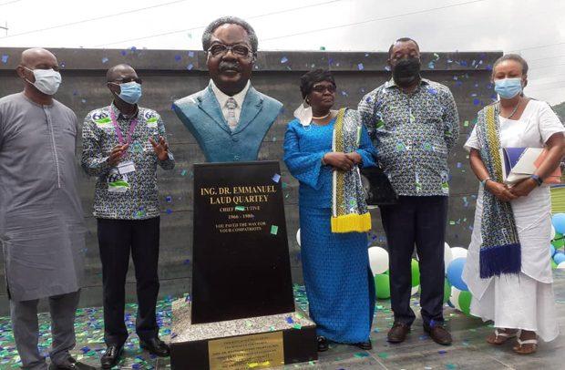 VRA Honour Heroes Of Energy Generation In Ghana