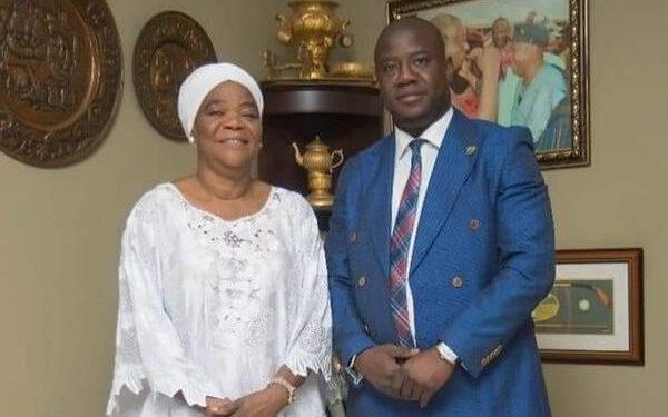My Mother Is Not Dead-Farouk Mahama