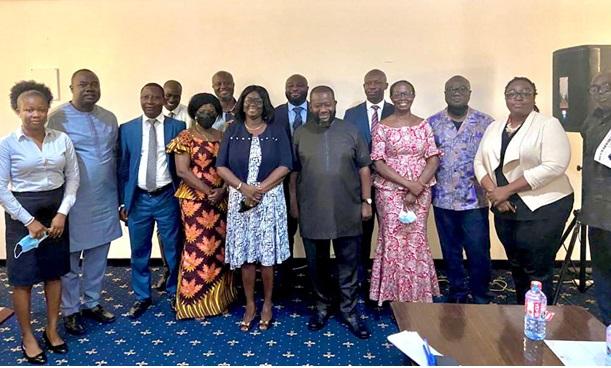 GHANEPS Steering Committee Inaugurated