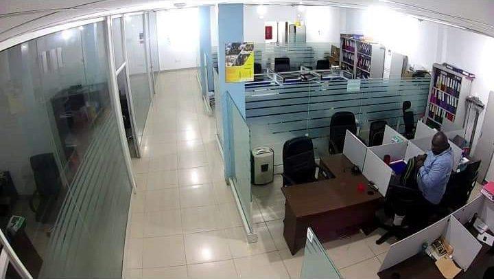 Thief Raids BOST Office