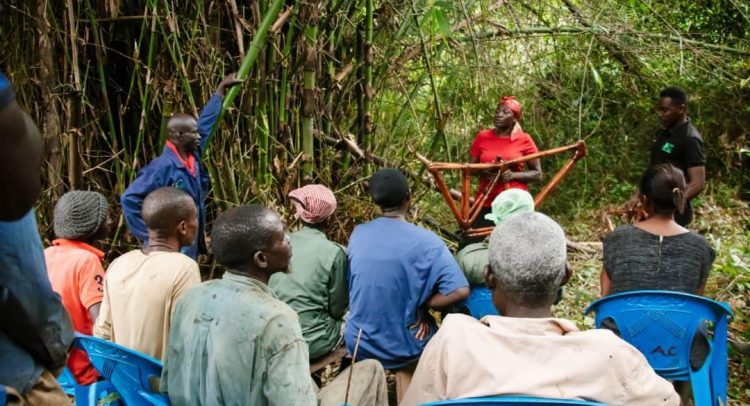 Farmers Trained On Bamboo Harvesting To Mark World Bamboo Day