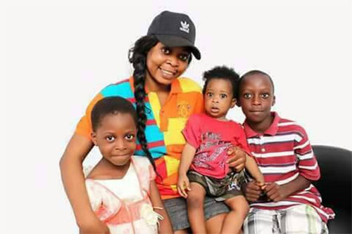 Be Kind To My Kids When I'm No More – Joyce Dzidzor