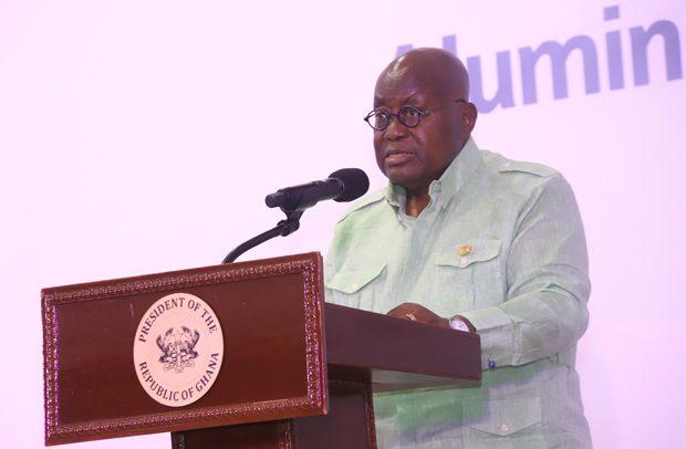 Nana Wants SDGs Scaled Up