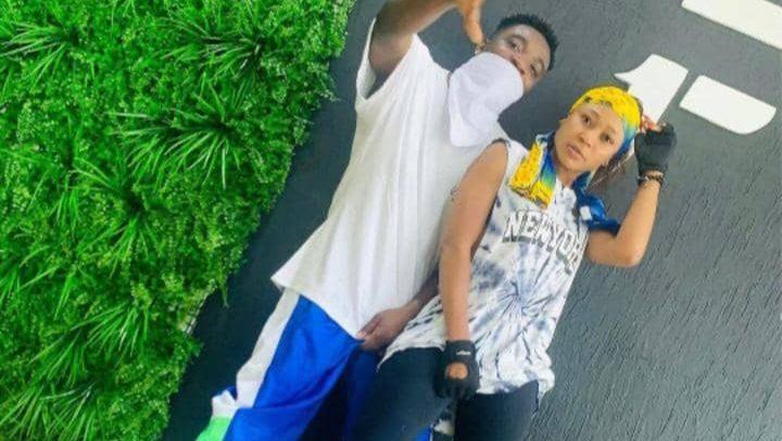 You Proposed To Me -Akuapem Poloo Replies Rapper AMG Armani