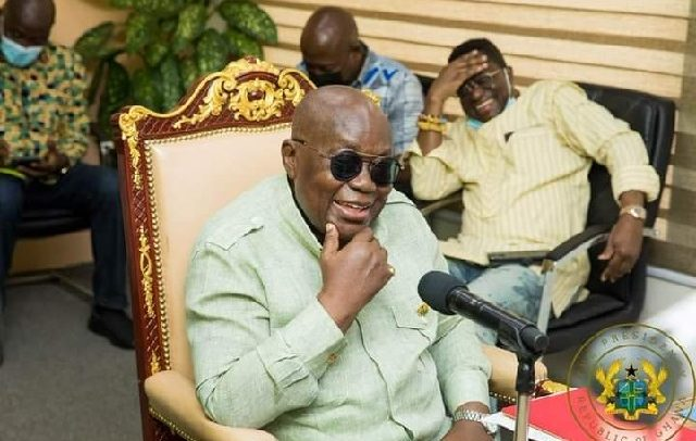 Mahama's Economy Was 'Unmitigated Disaster' – President Akufo-Addo