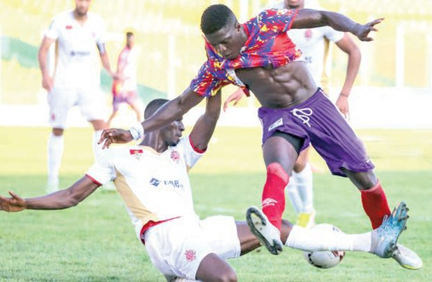 Hearts Fly Out To Face WAC