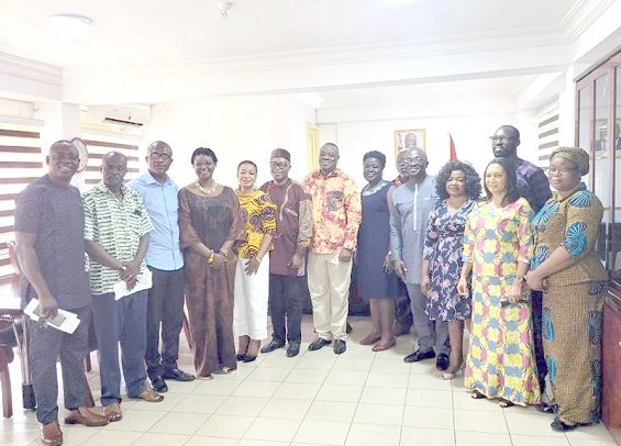 Let's Leverage On The Power Of Film To Create Jobs – Tourism Minister
