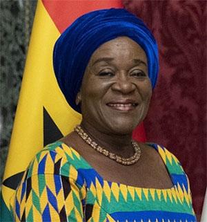 Nana Celebrates Late Ambassador