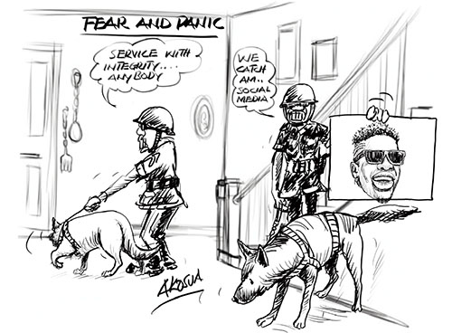 FEAR AND PANIC