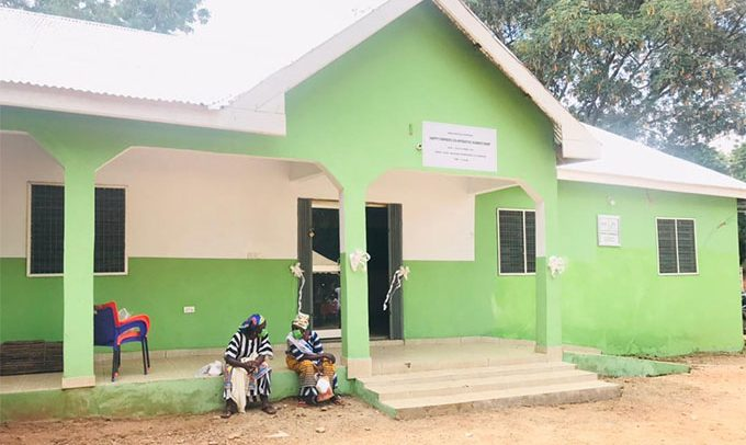 Happy Farmers Coop Market Inaugurated In Tamale