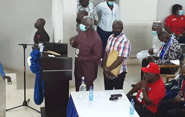 Let's Be Disciplined To Break The '8' – Dr Bawumia To NPP