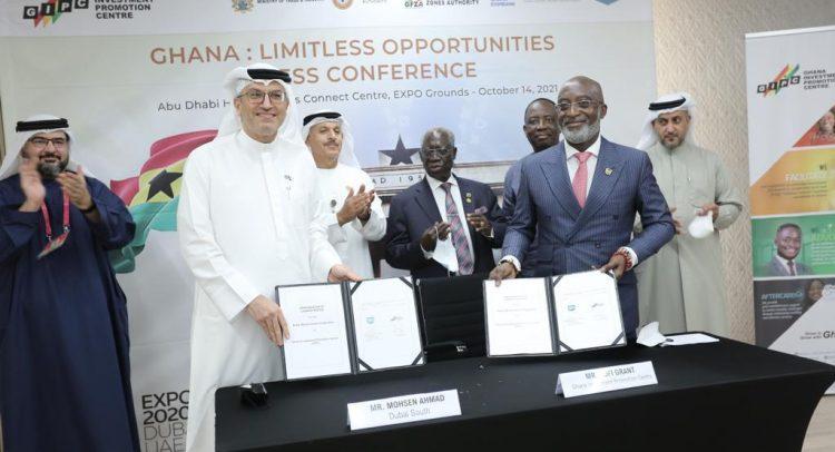 GIPC And Dubai South Sign MoU To Accelerate Economic Ties