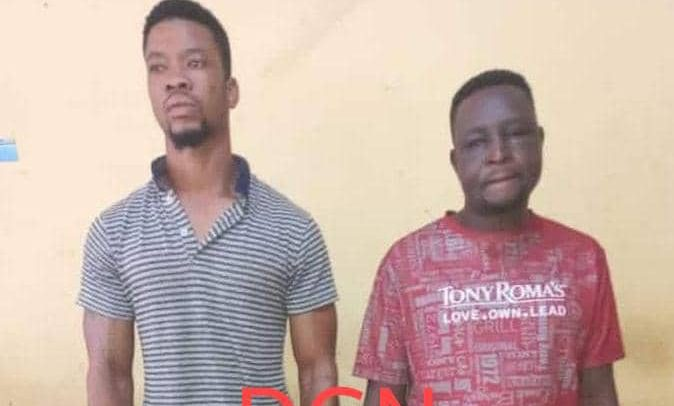 2 Robbers Jailed 12 Years, 2 Others In Custody for Kidnapping