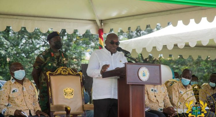 """""""MY POLICIES, FLAGSHIP PROGRAMMES ARE BEARING FRUIT"""" – PRESIDENT AKUFO-ADDO"""