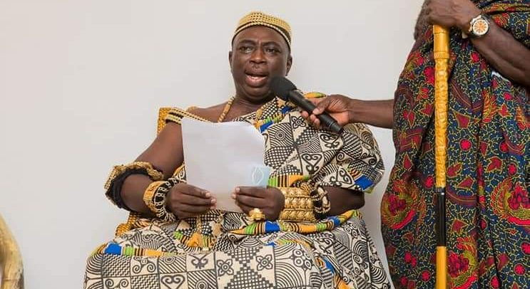 """""""Akufo-Addo Is The Moses Of Our Time"""" – Twifo Hemang Chief"""