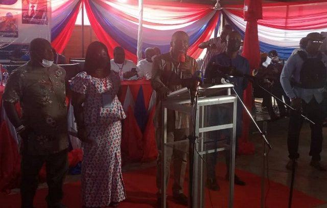 John Boadu Charges Oti Mdces To Win Seats In 2024