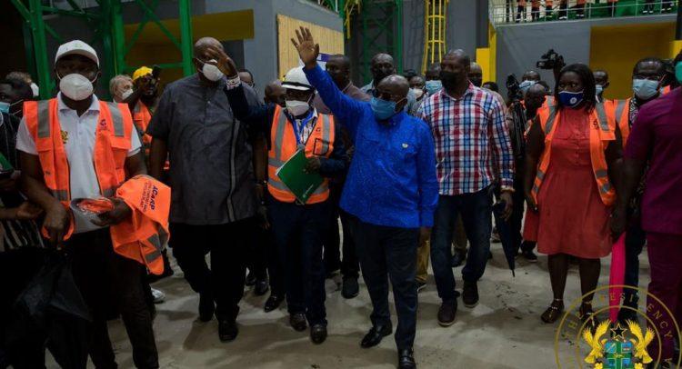 Akufo-Addo Opens €20m ACARP Phase II