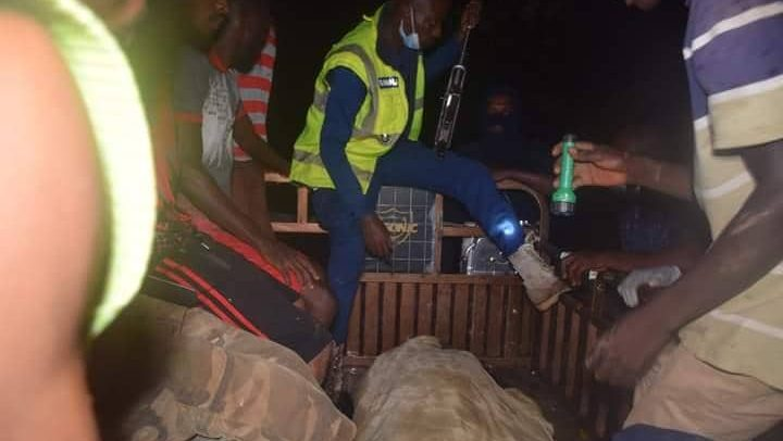Police Officer Found Dead In Farm