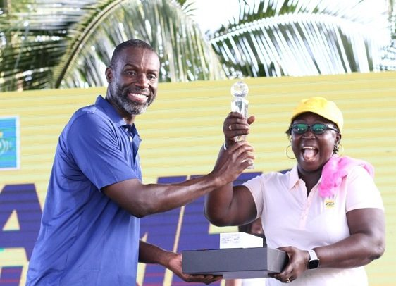 Ofosuhene, Leticia Lift MTN Golf Final