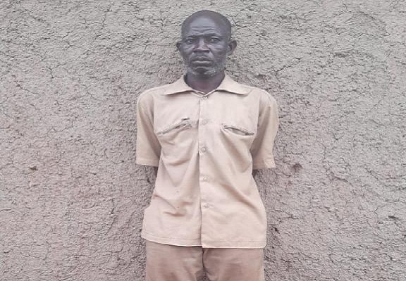 Man Arrested for Stabbing Farmer To Death At Nabaal