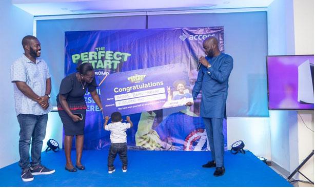 Access Bank Awards Perfect Start Promo Finalists