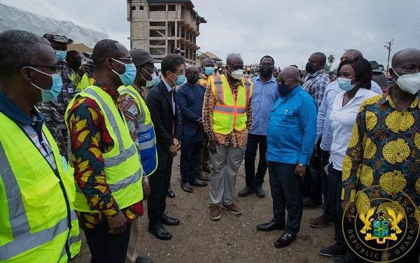 31.2km Assin Praso-Assin Fosu Road Contruction Underway