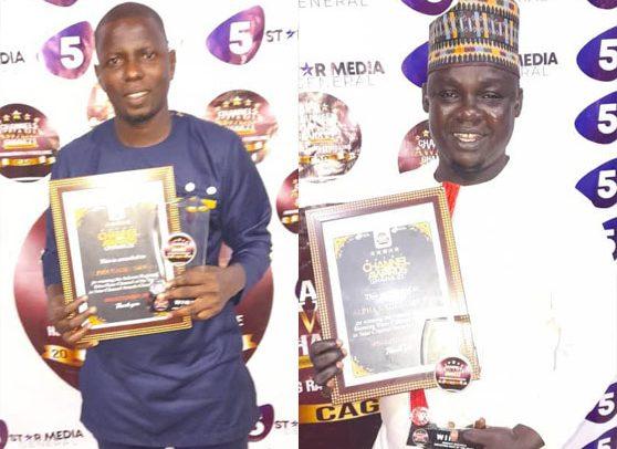 Alpha Wins Top Ashanti Awards