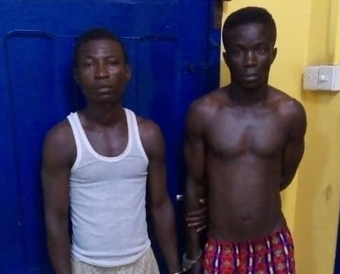 2 Arrested For Assaulting Policeman