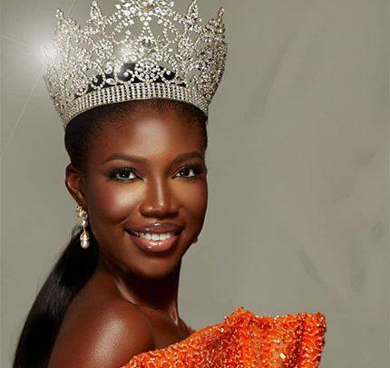 Naa Morkor Represent Ghana at Miss Universe