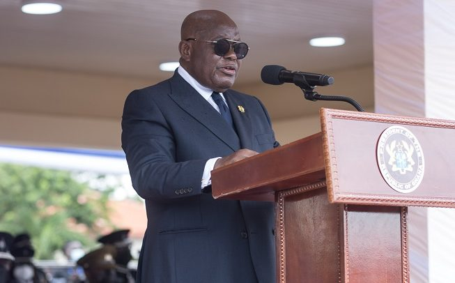 Open Your Eyes, Nana Addo's Record Is Unmatched- NPP Tells Oti Chief