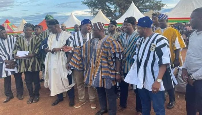 Northern MPs Supports Dagbon Development Fund With GH 100,000