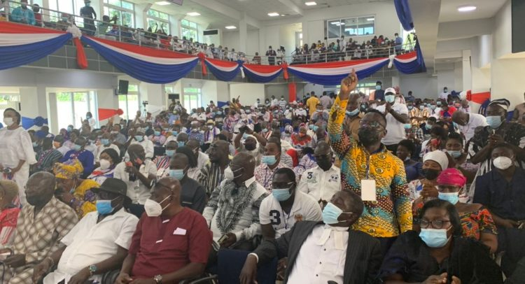 Greater Accra NPP Holds Annual Conference