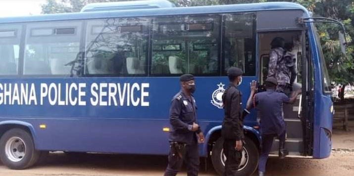 Police Introduces Shuttle Services for Personnel