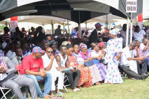 Delegates from the Upper East Region
